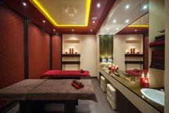 Massage parlor Stock Photos