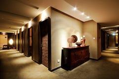 Massage parlors stock image