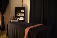 Massage, relaxation et beauté photographie stock