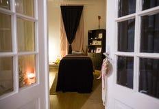 Massage, relaxation et beauté images libres de droits