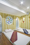 Massage room Royalty Free Stock Images