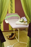Massage room Stock Photo