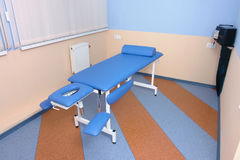 Massage room interior Stock Photography