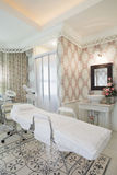 massage room spa στοκ φωτογραφία με δικαίωμα ελεύθερης χρήσης