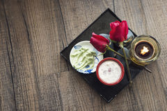 Massage series Royalty Free Stock Photo