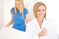 Massage: royalty free stock image