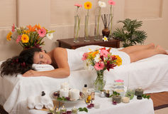 Massage Skincare Spa Royalty Free Stock Photo
