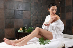 Massage And Spa Royalty Free Stock Photo