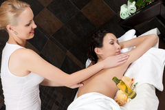 Massage And Spa Stock Image