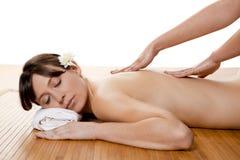 massage spa Στοκ φωτογραφίες με δικαίωμα ελεύθερης χρήσης