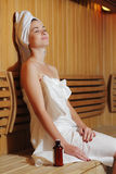 Massage spa Stock Photography