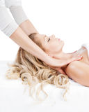 Massage.Spa Salon. Stockbild