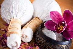 Free Massage Stamps Royalty Free Stock Photo - 15810455