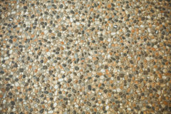 Massage stone walkway Stock Images