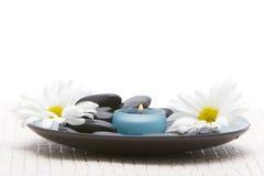 Massage stones Royalty Free Stock Images
