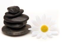 Massage stones Royalty Free Stock Photos