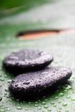Massage stones royalty free stock photo