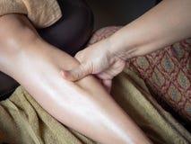 Massage thaï photo stock