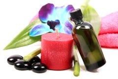 Massage time royalty free stock image