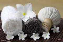 Massage und Badekurort. Stockfoto