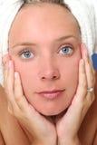 Massage Woman Stock Photography