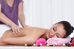 Massage Royalty Free Stock Image