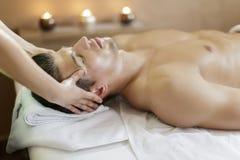 Massage Royalty Free Stock Photos