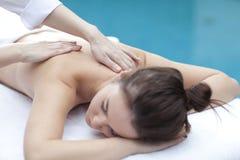 Massage Royalty Free Stock Photography