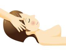 Massage3 Foto de archivo