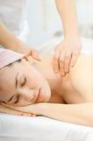 Massaged Stock Image