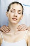 Massaged Royalty Free Stock Image