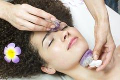 Massagedruvapåsar Arkivbild