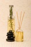 Massagefelder Lizenzfreies Stockfoto