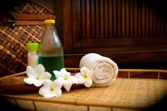 Massagehjälpmedel Royaltyfria Foton