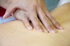 Massagem Imagem de Stock Royalty Free