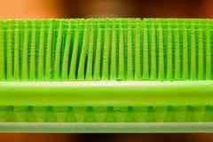 Massager verde Fotografía de archivo libre de regalías