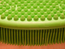 Massager verde Fotos de archivo