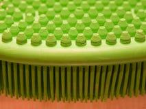 Massager vert Photos stock