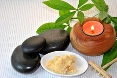 Massagetherapie Lizenzfreie Stockbilder