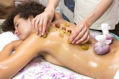 Massagetraubentaschen Stockfotos