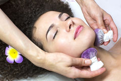 Massagetraubentaschen Lizenzfreie Stockbilder