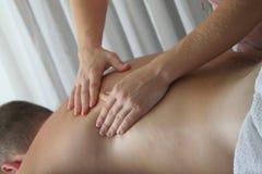 Massaggi Fotografie Stock Libere da Diritti