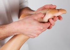 Massaggio #21 fotografia stock libera da diritti