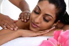 Massaggio immagini stock