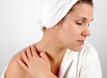 Massaggio #6 Immagine Stock Libera da Diritti