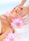 massaggio della stazione termale Immagine Stock Libera da Diritti