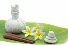 Massaggio e stazione termale Immagine Stock Libera da Diritti