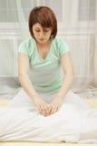 Massaggio posteriore di Yumeiho Fotografia Stock