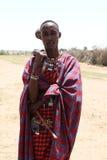 Massai man Stock Photos