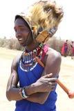 Massai man Royalty Free Stock Image